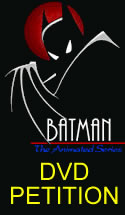Große Batman Animated Petition